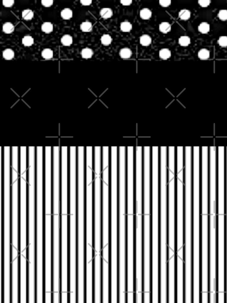 Black Stripes and Polka Dots by emma60