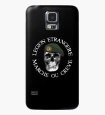 LEGION ETRANGERE - MARCHE OU CREVE Case/Skin for Samsung Galaxy