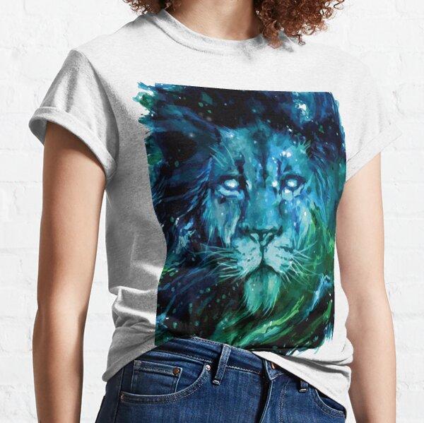color image lion Classic T-Shirt