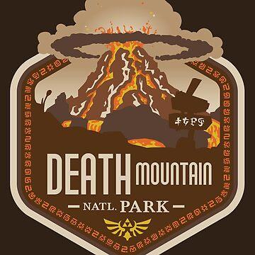Parque Nacional Death Mountain de knightsofloam