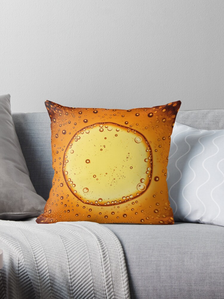 Quot Citrus Circle Quot Throw Pillows By Blackpaw Photography