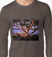View Across The Harbor Long Sleeve T-Shirt
