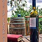 Wine anyone by Jennifer Craker