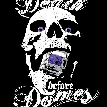 """Death before Domes"" - Purple MX Zealot by shipedesign"