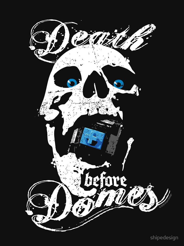 """""""Death before Domes"""" - Blue MX by shipedesign"""