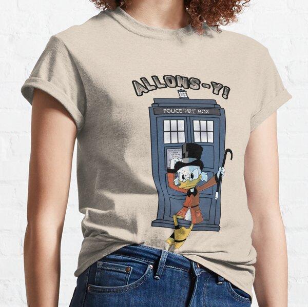 Ducktor Whoo-hoo Classic T-Shirt
