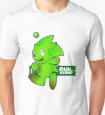 SEGA Sonic the Hedgehog Chao Normal Run Type Sonic Adventure 2 Battle Unisex T-Shirt