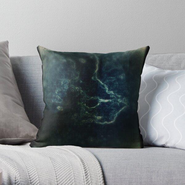 BLU GENES XxX  Throw Pillow