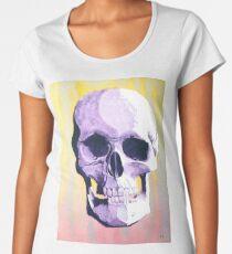 Peace in Purple Women's Premium T-Shirt