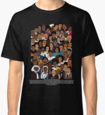 Schwarze Pioniere Classic T-Shirt