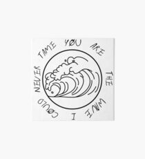 You are the wave... Art Board