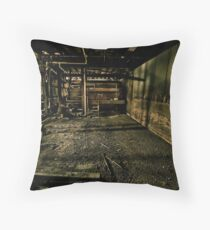 Tannery Boiler Throw Pillow