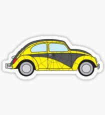 Beetle 5 Sticker
