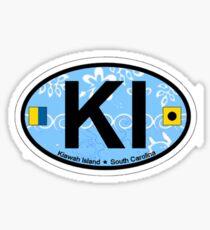 Kiawah Island - South Carolina.  Sticker