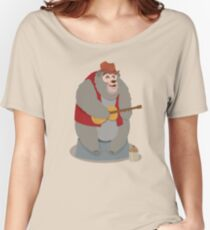 Big Al, The Country Bear Women's Relaxed Fit T-Shirt