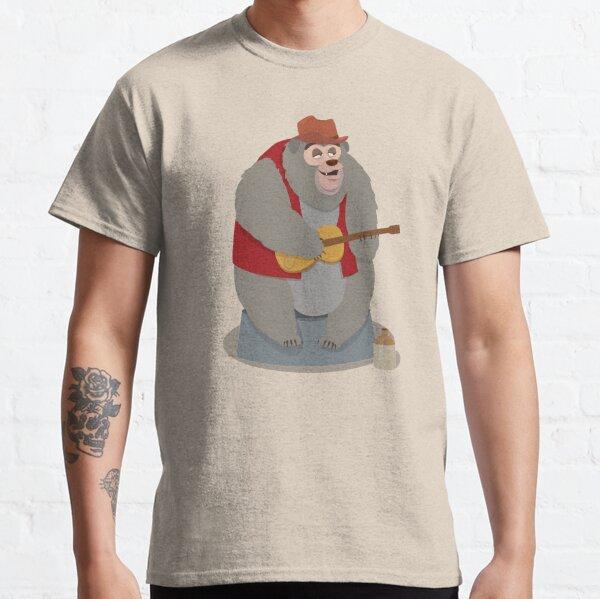 Big Al, l'ours de pays T-shirt classique