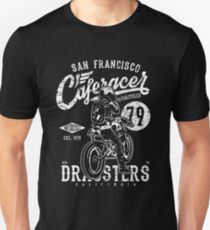 SAN FRANCISCO CAFE RACER MOTORCYCLES Unisex T-Shirt