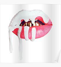 Kylie Jenner - Lips Poster