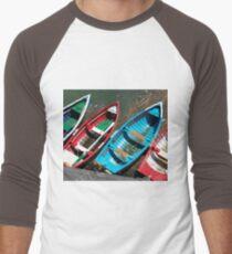 Boats Men's Baseball ¾ T-Shirt