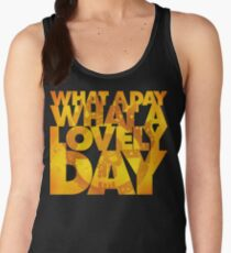 What a lovely day Women's Tank Top