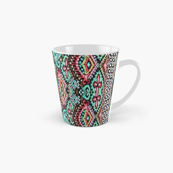 Pattern Tall Mug