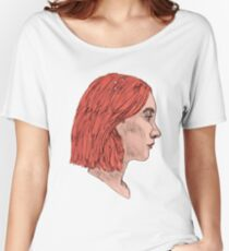 The Lady Bird Women's Relaxed Fit T-Shirt