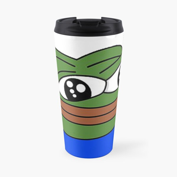 HYPERS Twitch Emote Travel Mug