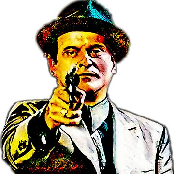 Joe Pesci mafia gangster movie Goodfellas painting number 3 by xsdni999