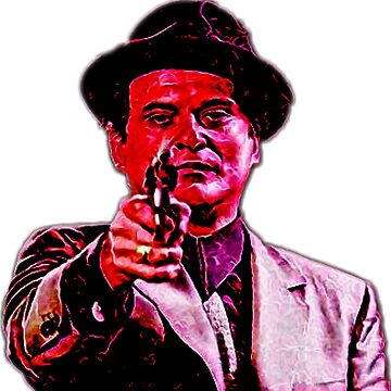 Joe Pesci mafia gangster movie Goodfellas painting number 2 by xsdni999