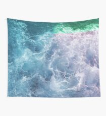 Waves Design Wall Tapestry