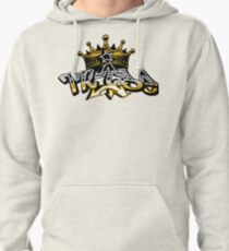 Impower Tribe Crown Design  Pullover Hoodie