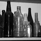 Old Bottles by Sprinkla