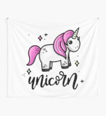 Unicorn Wall Tapestry