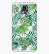 Fern Leaf Case/Skin for Samsung Galaxy