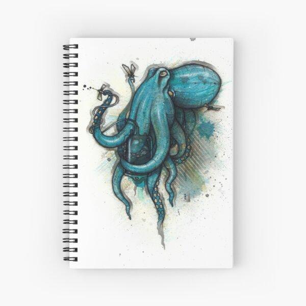 Transfusion Spiral Notebook