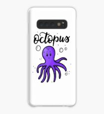 Octopus Case/Skin for Samsung Galaxy