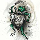 Frog Beater by Kaitlin Beckett
