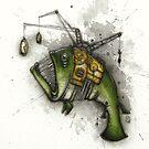 Clockwork Angler by Kaitlin Beckett