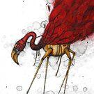 Flamingo by Kaitlin Beckett