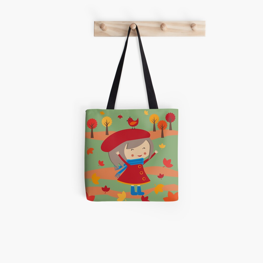 Happy Meitlis - Herbstzauber Tote Bag
