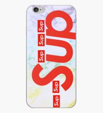 grapic sup iPhone Case