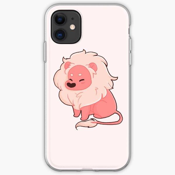 LION - Steven Universe iPhone Soft Case
