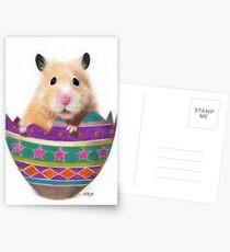 Easter Surprise Postcards