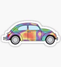 Beetle 8 Sticker