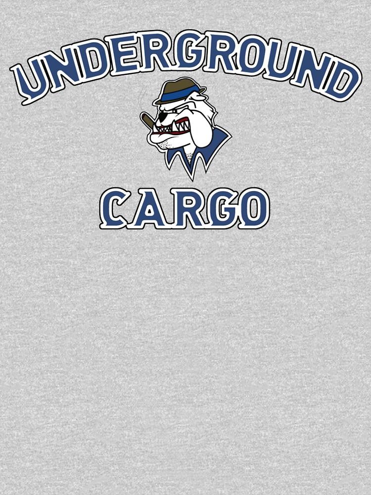 Underground Cargo by davidjo