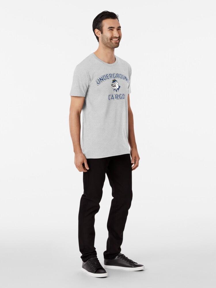 Alternate view of Underground Cargo Premium T-Shirt