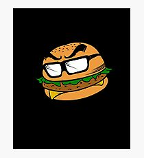 Burger Graphics Shirts and Apparel Photographic Print