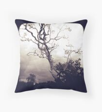 A million miles away Throw Pillow