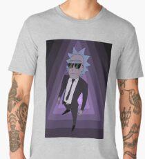 Camiseta premium para hombre Traje Rick