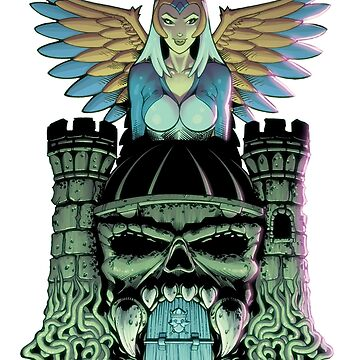 Grayskull by paulabstruse